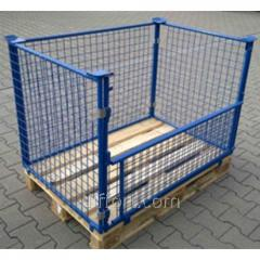 Beater containerThe beater container - the