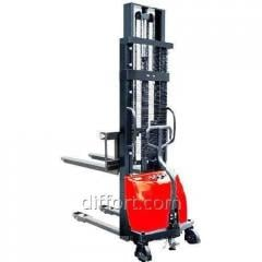 The piler manual with electric raising of Diffort