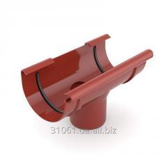 Воронка сливная Bryza 75  красный