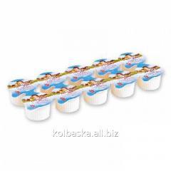 Aerosol cream
