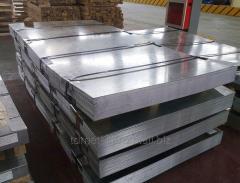 Оцинковка в листах 0,7 1250х2500 мм сталь DX51D +Z 140 гр/м2