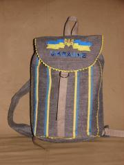 "Backpack souvenir ""Ukraine"
