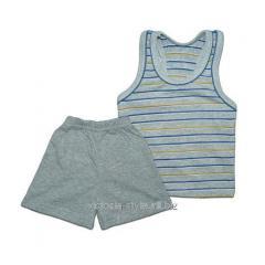 Bortsovka color with shorts 85