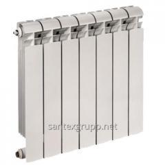 Радиаторы алюминивые и биметаллические