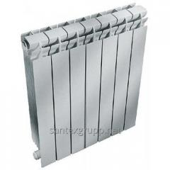 Радиатор алюминевый Heat Line Titan 500/96 (10 секций)