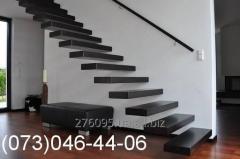 Комбіновані багатофункціональні сходи