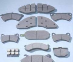 Brake shoes disk TOKO, LAMDA, KASHIYAMA, SEN, JP,