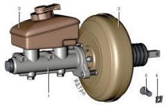 Main brake cylinder TOKO, LAMDA, KASHIYAMA, SEN,