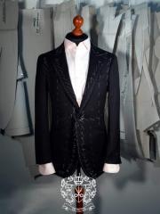 Мужской костюм MADE-TO-MEASURE