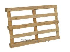 Pallets are irretrievable