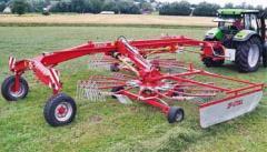Grablina. STOLL rake Swath collector R 1605 S.