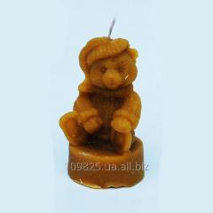 Candle Bear cub of 45 g 50-0007