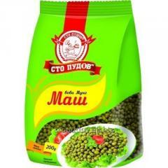 Mash. Beans of Mung.