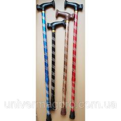 The cane is adjustable