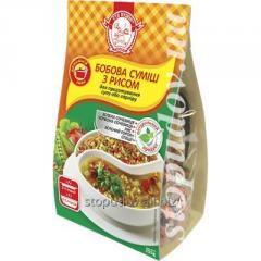 Bean mix of convenient preparation of 250 g
