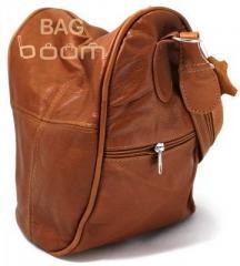 Кожаный рюкзак  Cavaldi ( PL 2 brown)