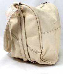 Кожаный рюкзак  Cavaldi ( PL 2 milk)