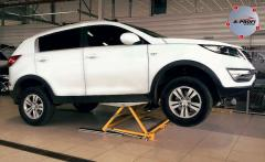 Avtolift3000, the Car lift for hundred