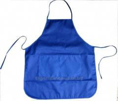 Apron for a make-up 8212