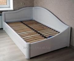 "Bed white ""Anna plus"" from the"