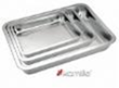 Tray deep of stainless steel 36*27*4.8sm