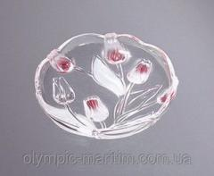 Partitioned dish of 26.5 cm of Nadin Rose