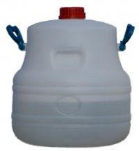 Characteristics Volume: 20 liters Diameter of a