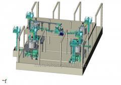 Линии и оборудование по производству растительных масел