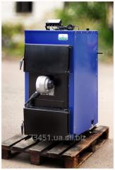 Котли БiлEкo-30ДВ газогенераторные на дровах