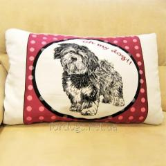 Pillow Oh, my dog, article 166