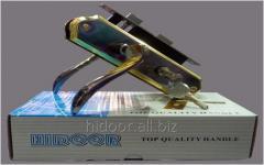 58 ET HIDOOR LOCK  R2 SN/GP   (20 шт. в ящике)