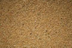 Песок кварцевый для тонкой керамики