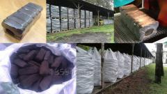 Briquettes peat for export (an analog of RUF /