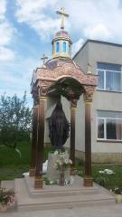 Chapel, village of Dichkov, Ternopil Region.