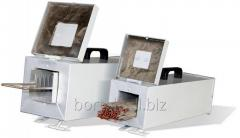 Thermocases for drying and calcination of welding