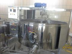 Мини-сыроварня марки СВВ-10