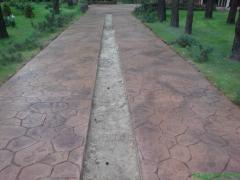 Тротуарные дорожки