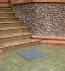 Concrete items
