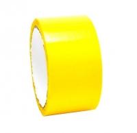 Скотч цветной желтый   48mm*50y*40mkm 72шт/ящ