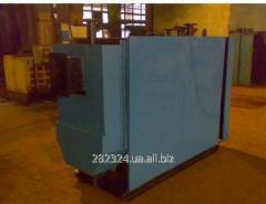 Steam water-heating boilers