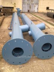 Pipe boiler for industrial block boiler rooms of 9