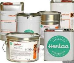 TM Herlac paints and varnishes (Germany)