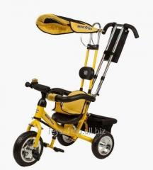 Велосипед 3-х колесный Mini Trike (желтый)