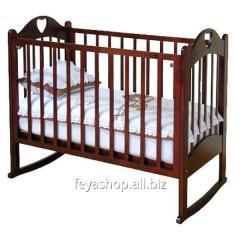 Детская кровать Любаша С635 шоколад