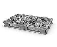 Поддон пластиковый легкий 1105х1105 для б/б б/у