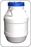 Polyethylene cans