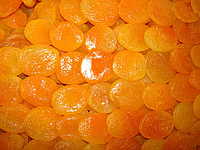 Dried apricots Industrial Turkey