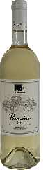 High-quality grape wine moist white Riesling of