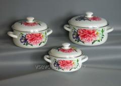 Sets of pots