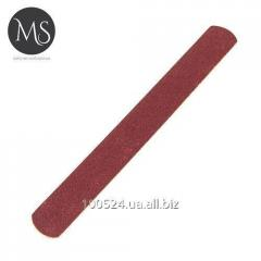 Nail file metal for manicure and a pedicure